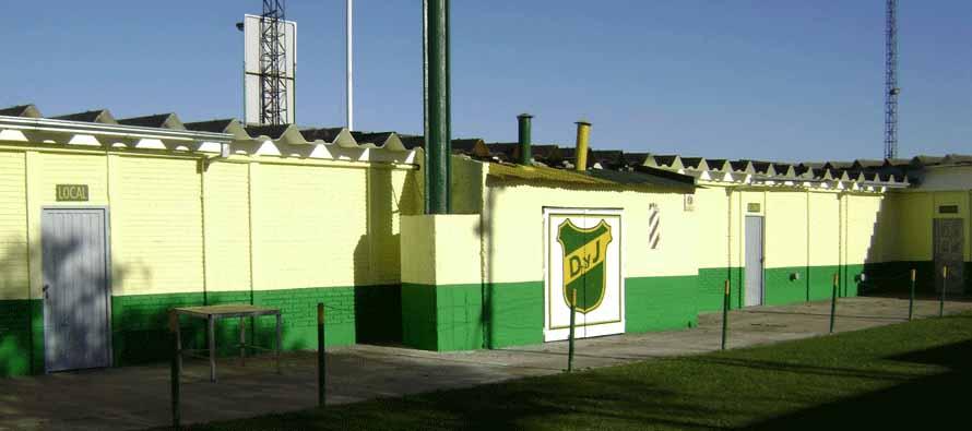 Defensa Y Justicia stadium exterior