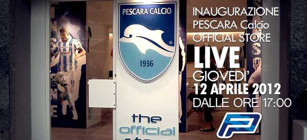 Pescara Club Shop