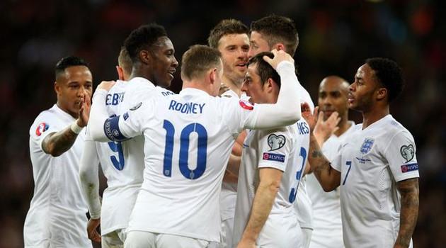 The Boys - Come on England!!!