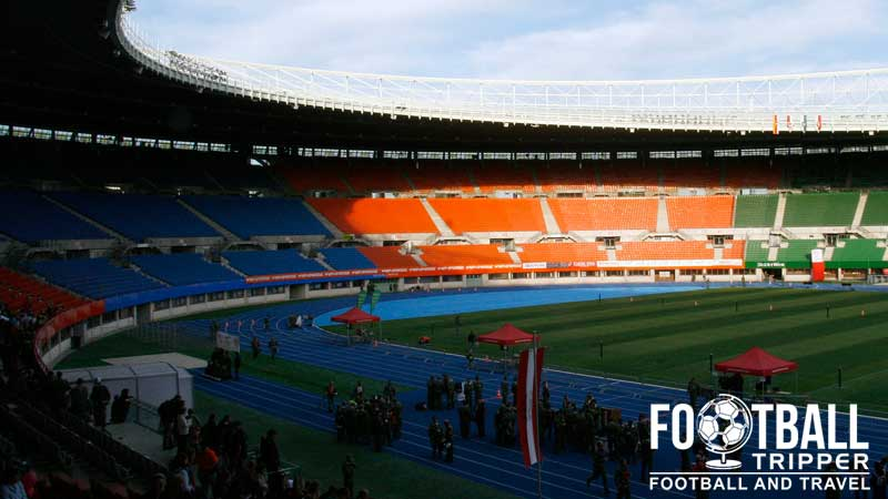 Ernst Happel Stadion Sk Rapid Wien Football Tripper