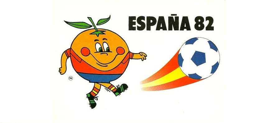 1982 World Cup Logo