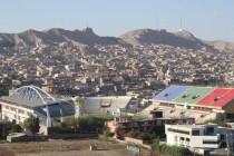 Aerial View of Estadio 25 De Noviembre