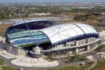 Aerial view of Estadio Algarve