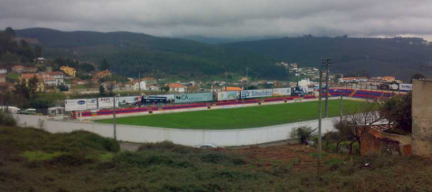 View overlooking Estadio Carlos Osorio