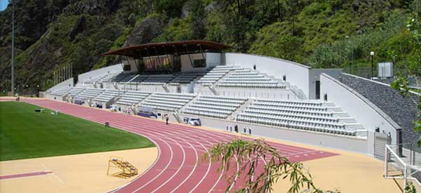 Estadio Centro Madeira main stand
