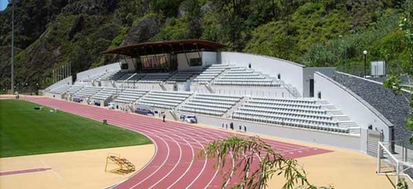 Estadio Centro Madeira main stand