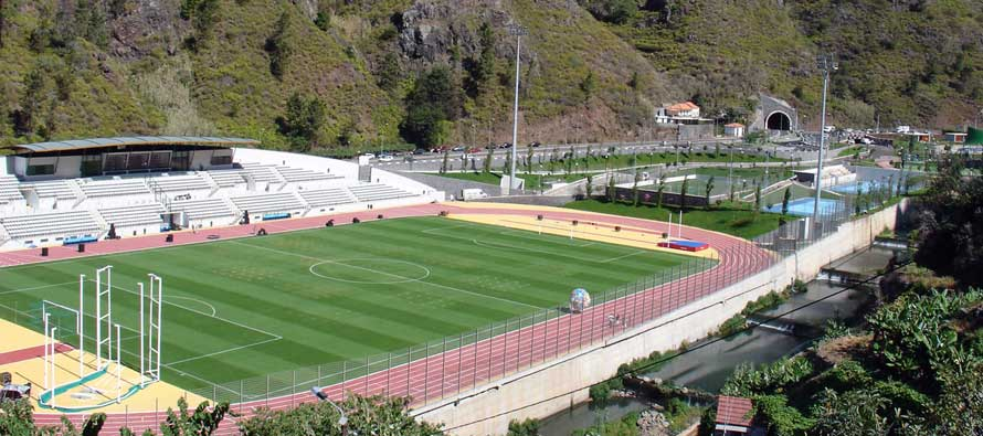 Estadio Centro Madeira overview