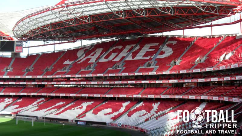 Est dio da luz s l benfica guide football tripper for Piso 0 inferior estadio da luz