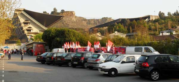 Estadio Do Braga Parking