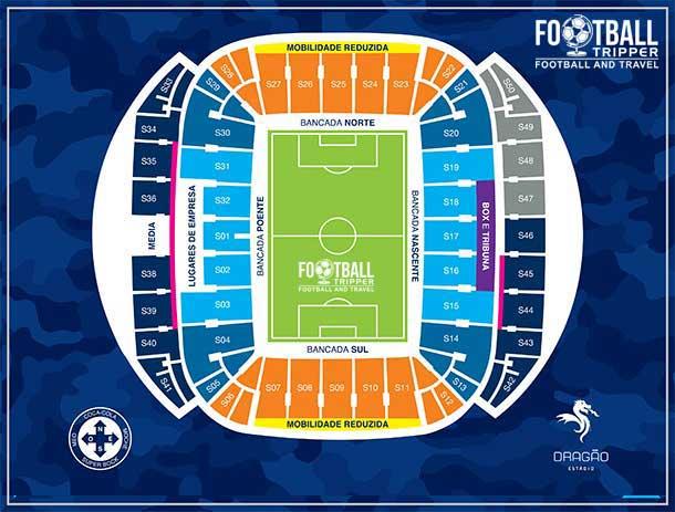 estadio-do-dragao-porto-seating-plan