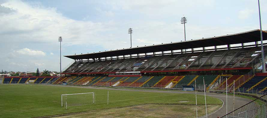 Inside look at Estadio 12 October