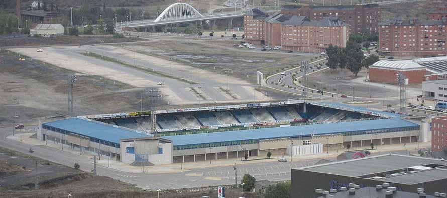 estadio el toralin aerial view