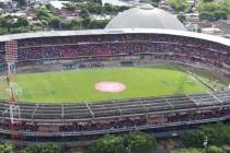 Aerial View of Estadio General Santander