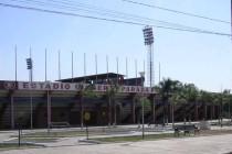 Exterior of Estadio Gilberto Parada
