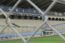 Inside Estadio Jocay