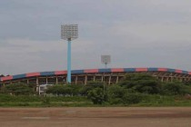Estadio Jose Pache exterior view