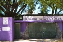 Estadio Luis Franzini entrance