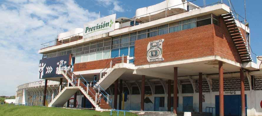 Estadio Luis Troccoli main stand