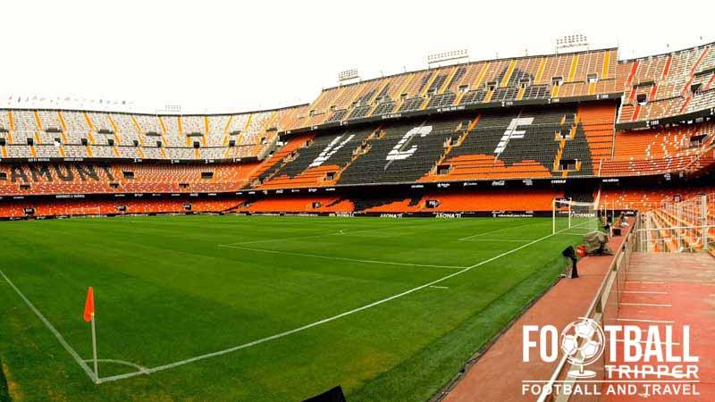 Estadio de Mestalla - Valencia CF Guide | Football Tripper