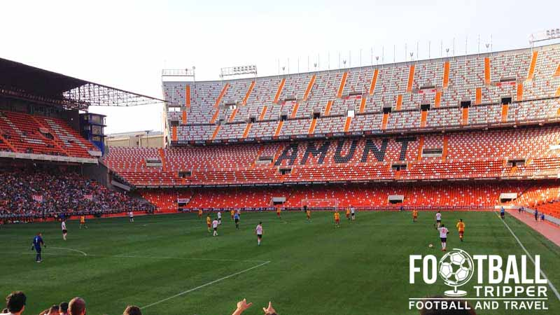 Estadio De Mestalla Valencia Cf Guide Football Tripper