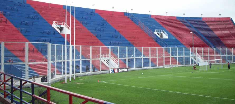 Inside Estadio Pedro Bidegain
