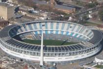 Aerial View of Estadio Presidente Juan Domingo Peron