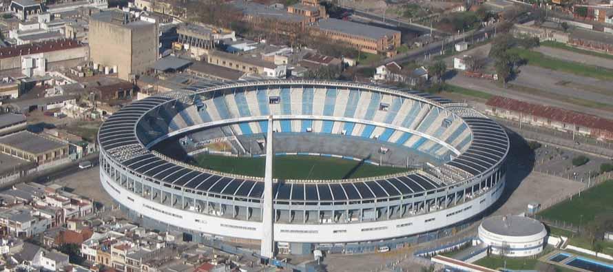 Resultado de imagen para estadio presidente peron