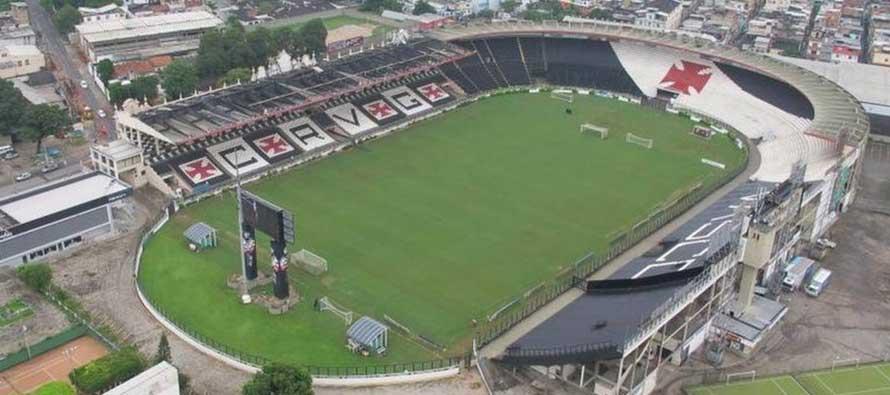 Estádio São Januário - Vasco da Gama  4fa9b988f7f2f