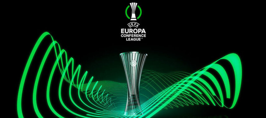 Graphic and branding for UEFA's Europa Conference League