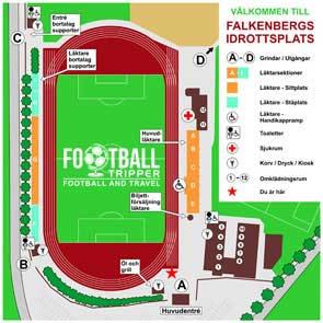 Falkenbergs IP stadium