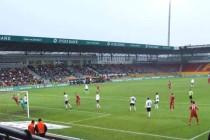 Match underway at Farum Park
