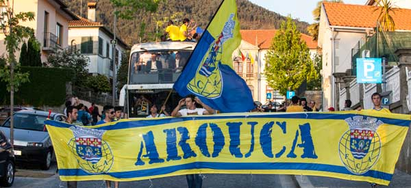 Suppoerts of FC Arouca