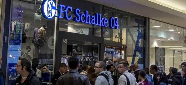 Schalke Shop Г¶ffnungszeiten