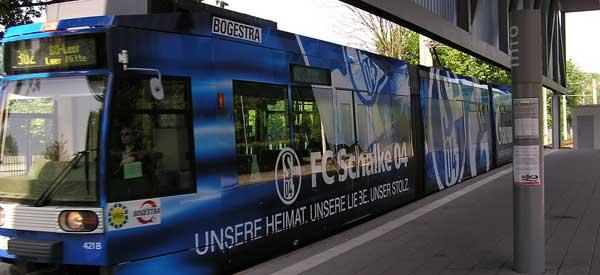 Schalke Tram