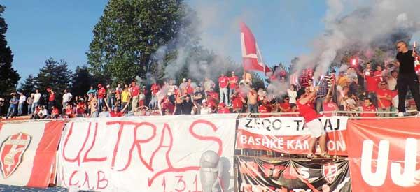 FC Skenderbeu ultras
