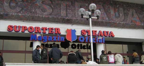 steaua bucuresti shop