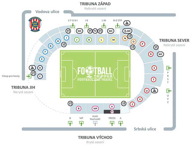 Miroslava Valenty City Stadium