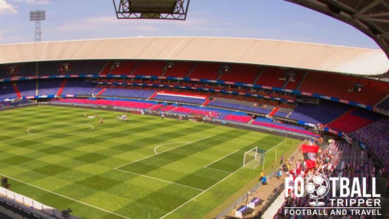 De Kuip Feyenoord Stadion Football Tripper