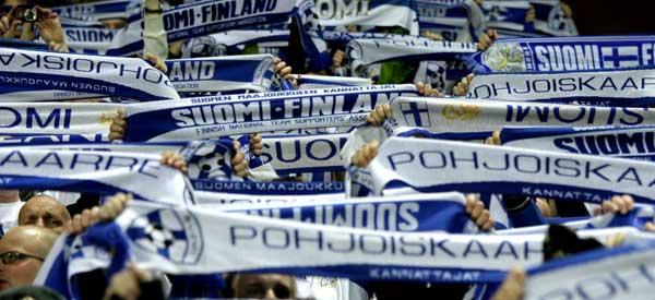 Finland National team fans