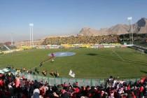 Inside Foolad Sharh Stadium on matchday