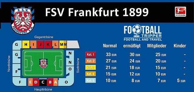 Volksbank Stadion Seating Plan