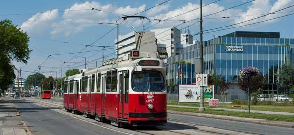 Franz Horr Tram Stop