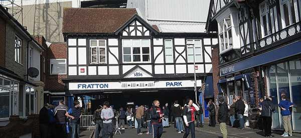 Fratton Park Tudor Entrance