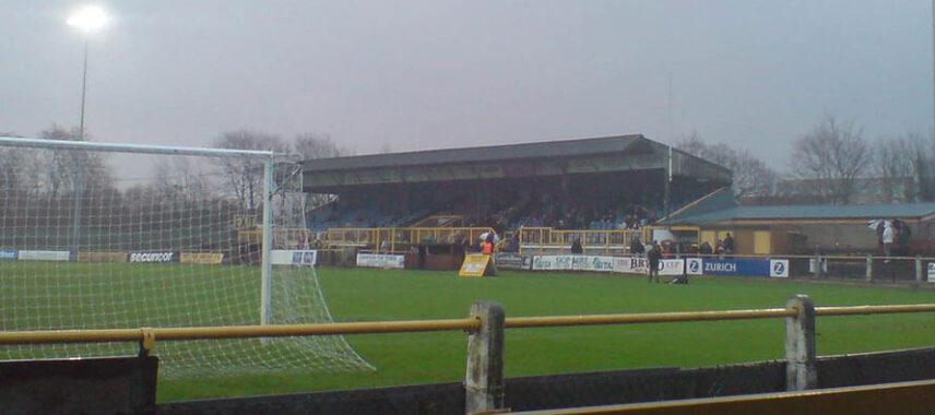 Inside Borough Sports Ground (Sutton)