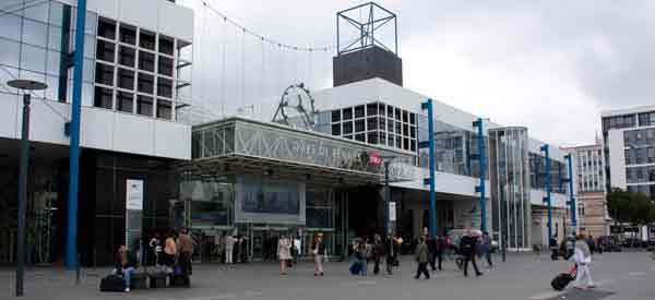 Rennes Railway Station