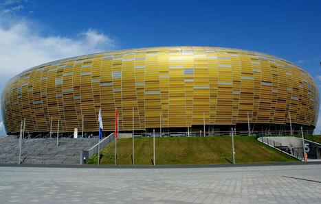 Europa League 2021 Venues