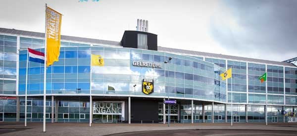 Main Entrance of Gelredome