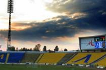 Inside Georgi Asparuhov Stadium