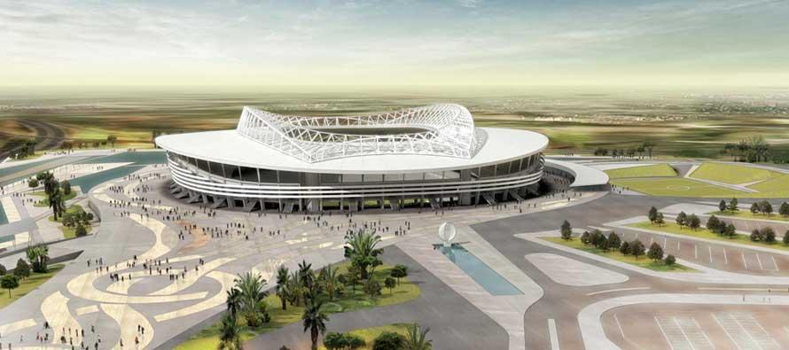 Grand Stade D Alger Football Tripper