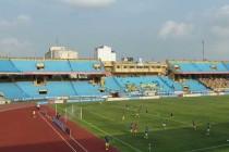 Hang Day Stadium's main stand
